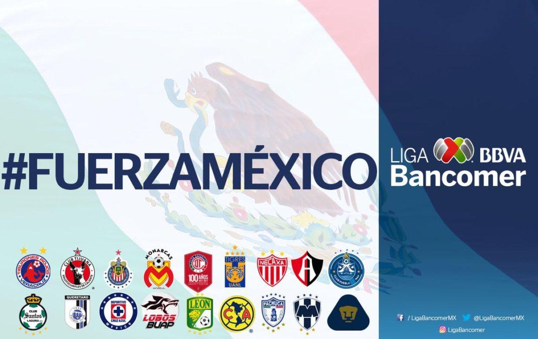 Se reprograman los partidos de la Copa MX por sismo en CDMX