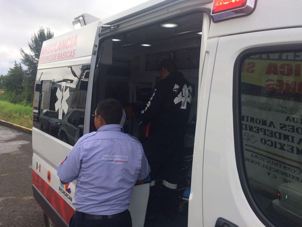 Reportan a 20 personas intoxicadas en Michoacán