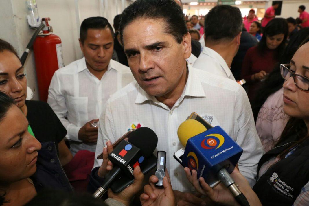 Envía Silvano terna para Fiscal General de Michoacán