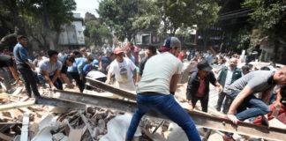 A un año del sismo, centenares de mexicanos en incertidumbre
