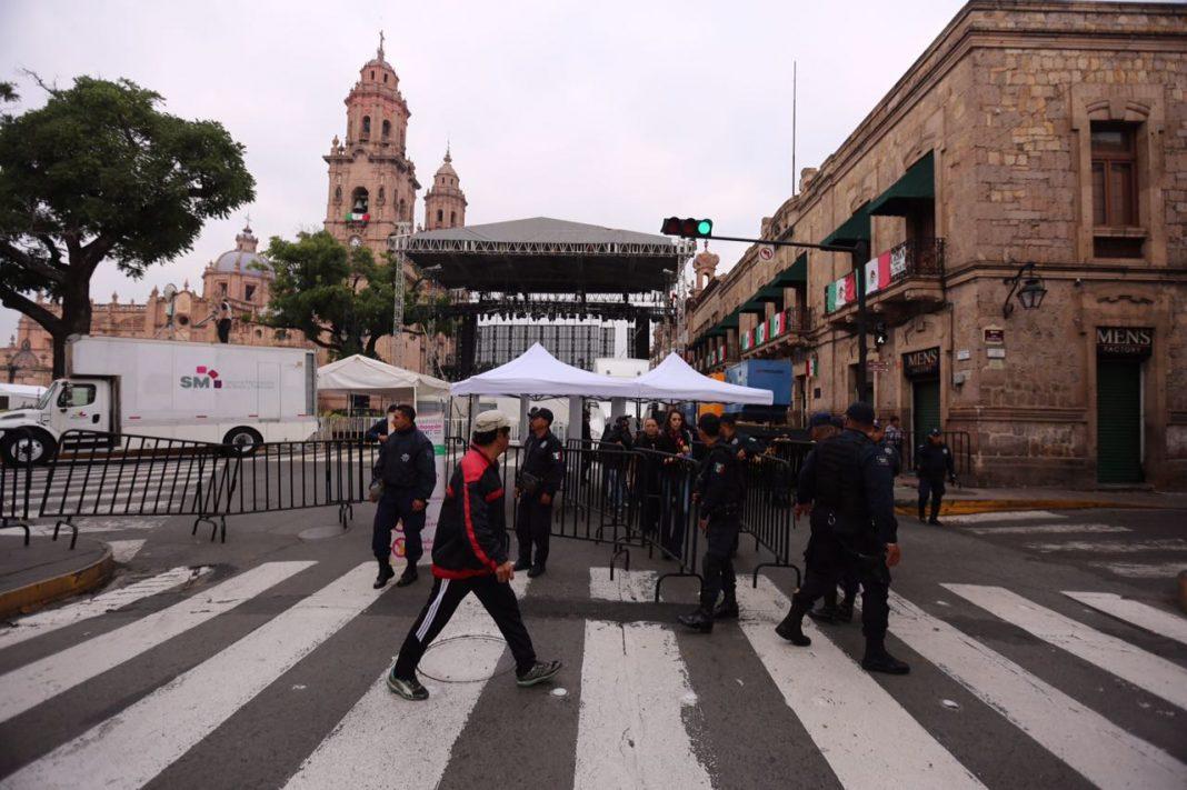 Reportan saldo blanco tras festejos patrios en CdMx