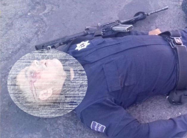 Emboscan a policías de Ecuandureo; 2 muertos