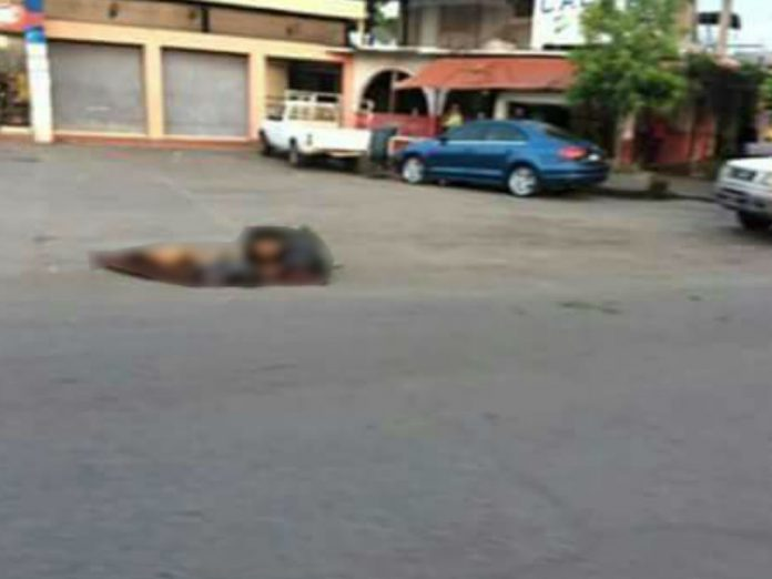 Hallan 7 descuartizados en Uruapan, Michoacán