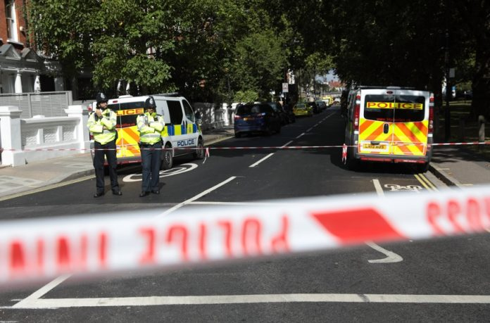 Descartan mexicanos afectados por atentado en Londres
