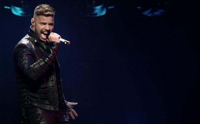 Ricky Martin dará concierto en el recién remodelado Zócalo capitalino