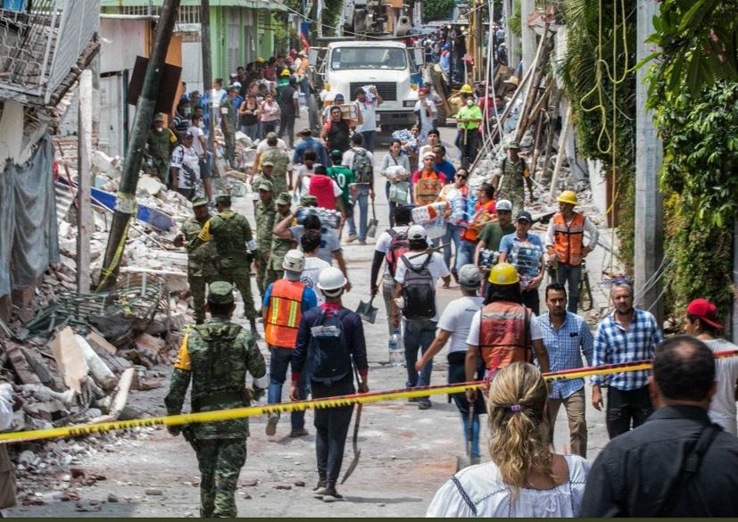 La cifra de muertos por el terremoto se eleva a 361