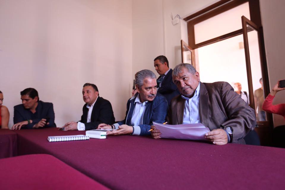 Periodista, empresarios y allegado político, en Comisión del Sistema Anticorrupción