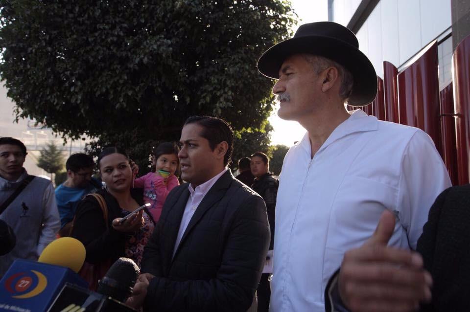 En audiencia contra Mireles, PGR no logró demostrar culpabilidad por sedición