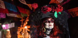 Cultura, tradición y diversión en Noche de Muertos UNLA 2018