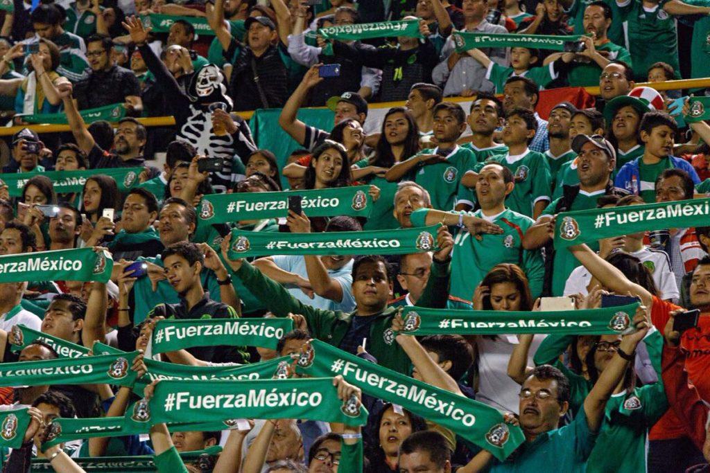 El estadio de San Luis está listo para recibir al Tri