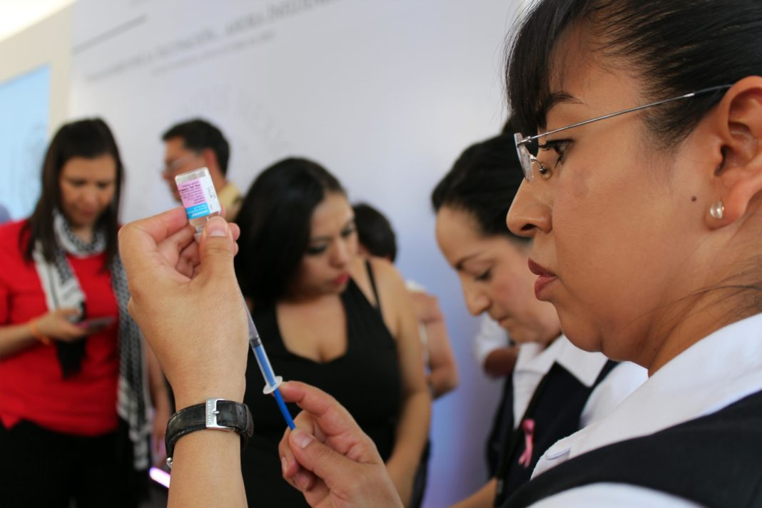 Lanza OMS estrategia mundial para evitar pandemia
