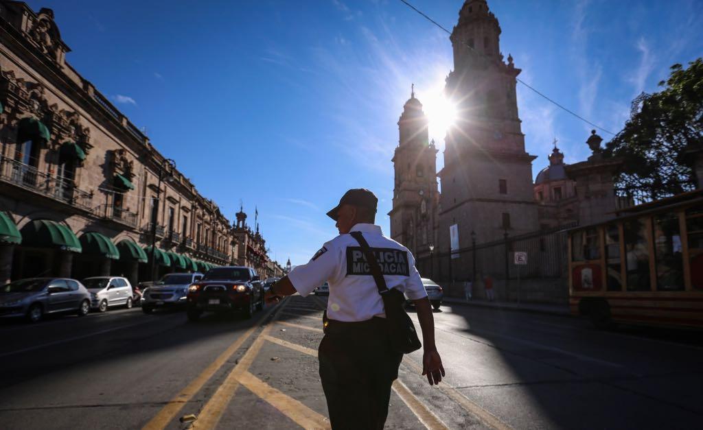 Policía Municipal depuración