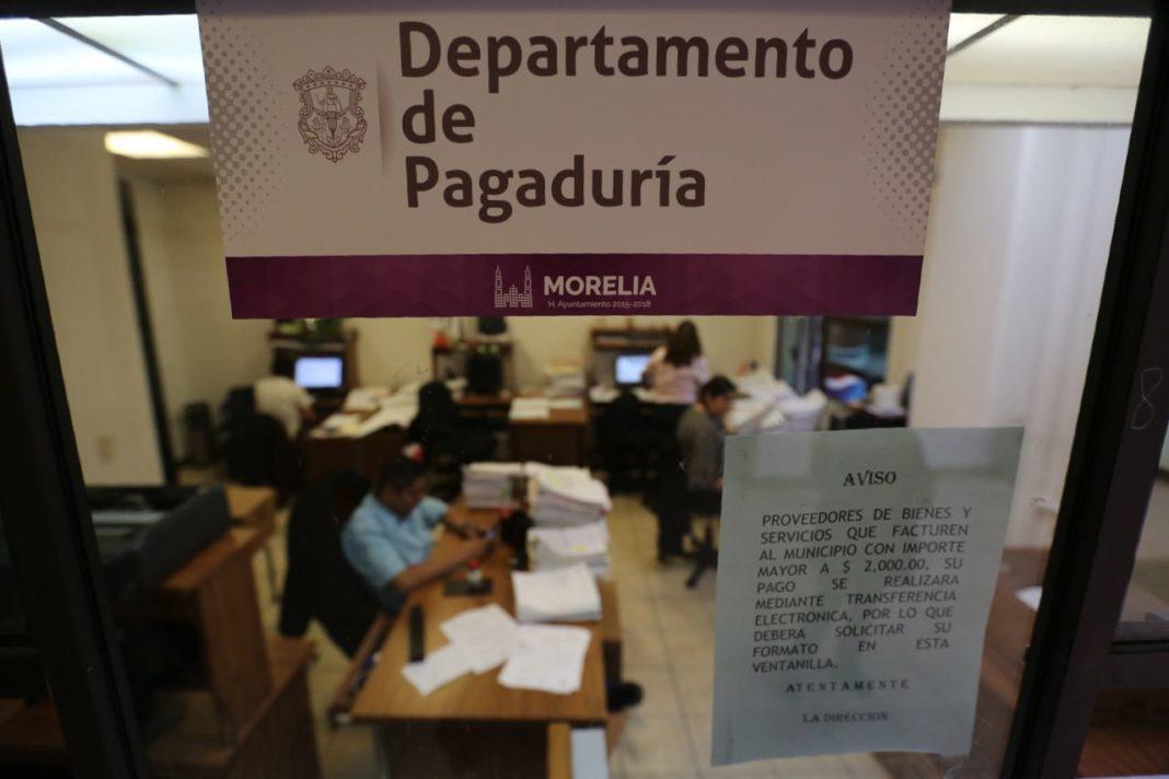 Morelianos deben cumplir con obligaciones fiscales para exigir mejores servicios