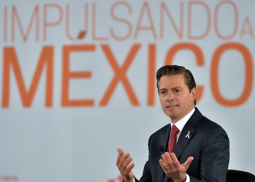 Quieren culpar a la corrupción de todo: Peña Nieto