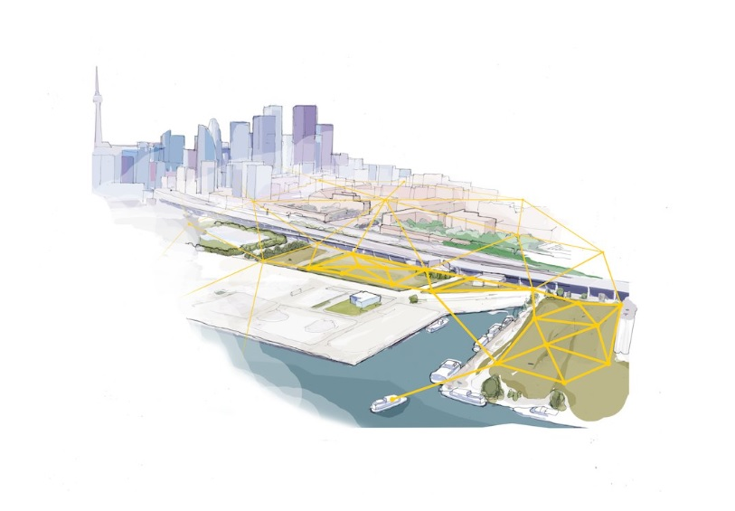 Así es el barrio futurista que Google quiere construir en Toronto