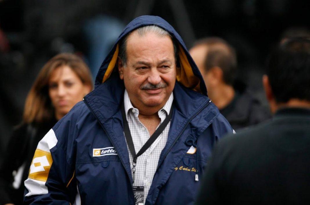 Carlos Slim anuncia acciones para la reconstrucción