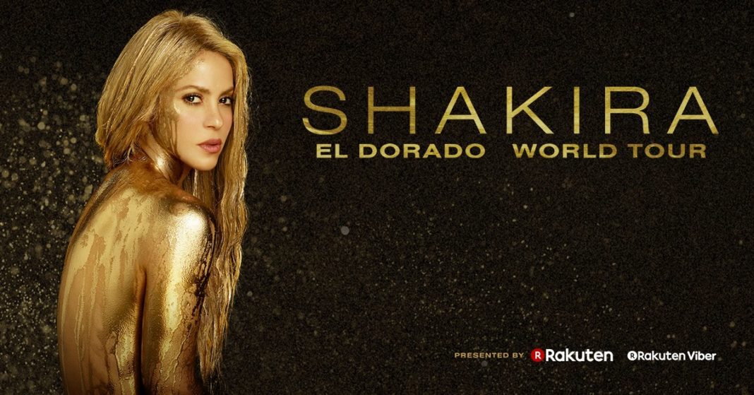 Shakira retomará su gira hasta junio de 2018