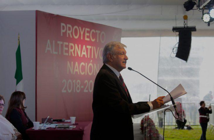 AMLO Proyecto Alternativo
