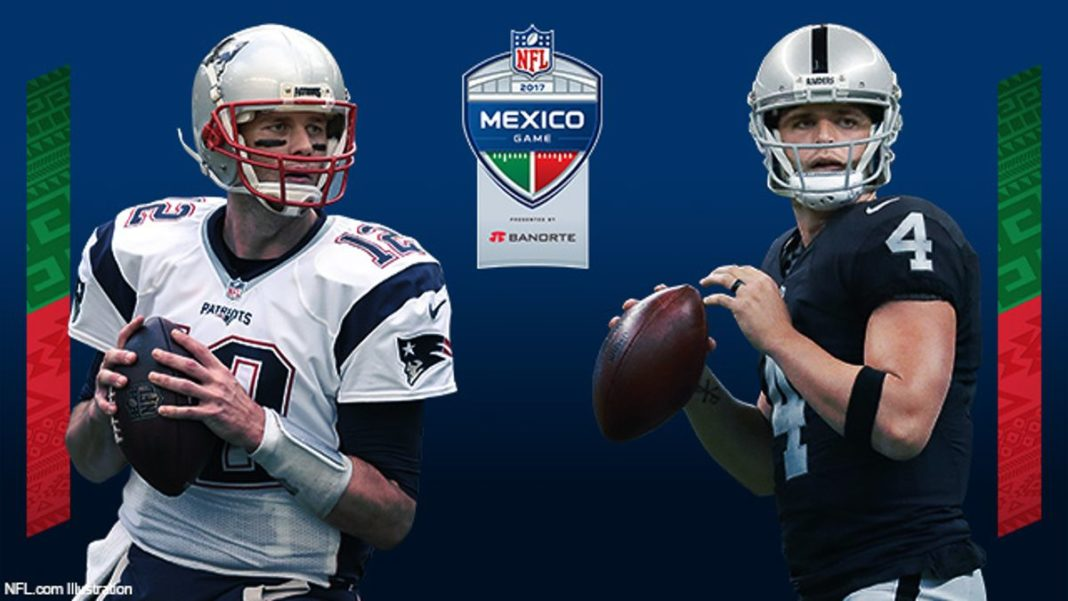 La NFL regresa a México en el Azteca - ✅ Noticias de Michoacán 5135e672483