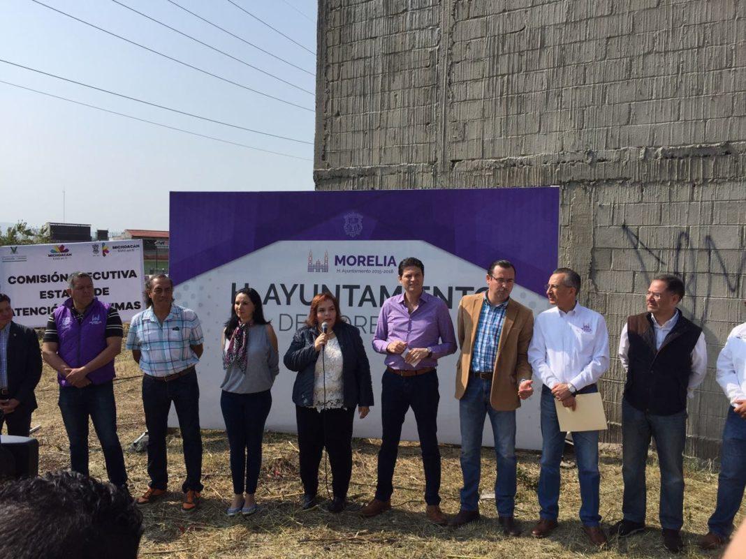 Ayuntamiento dona predio para oficinas del ceeav for Oficinas del ayuntamiento