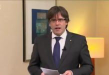 Aprueban deportación al expresidente de Cataluña