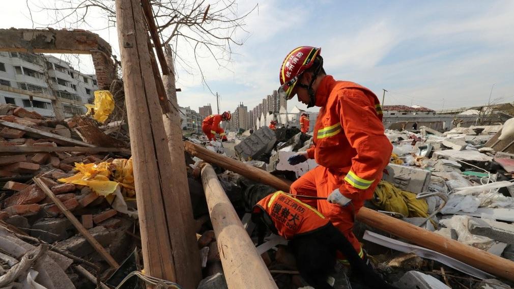 China: explosión en fábrica deja al menos dos muertos y 30 heridos