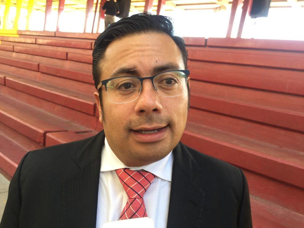 Víctor Silva, besamanos de gobierno del estado: Noe Bernardino