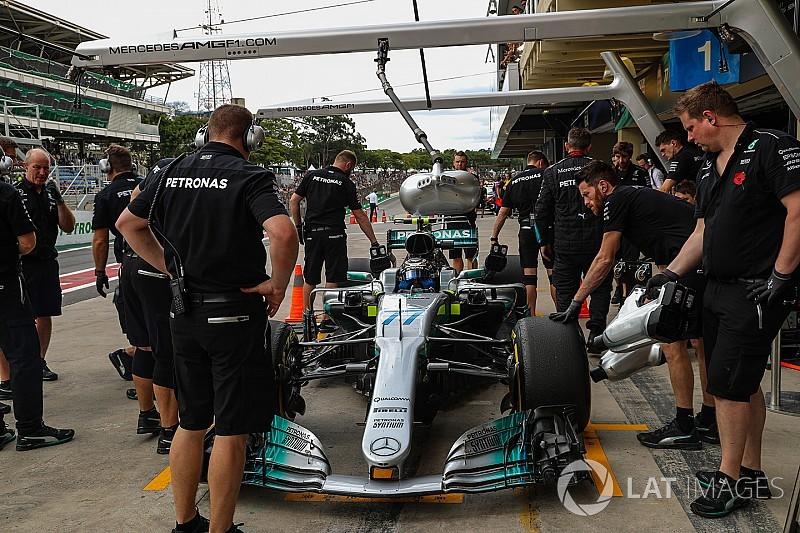Asaltan a empleados de escudería Mercedes en Brasil