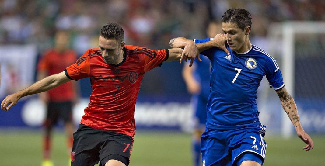 México confirma rival europeo para amistoso en 2018