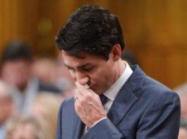 Trudeau en llanto se disculpa
