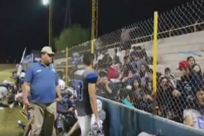 Tiroteo cerca de estadio suspende juego de futbol americano en Sonora