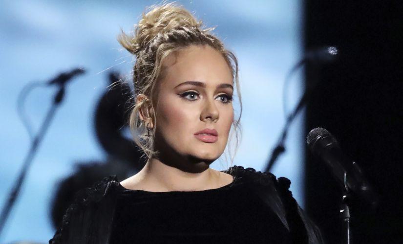 Adele ya prepara su próximo disco
