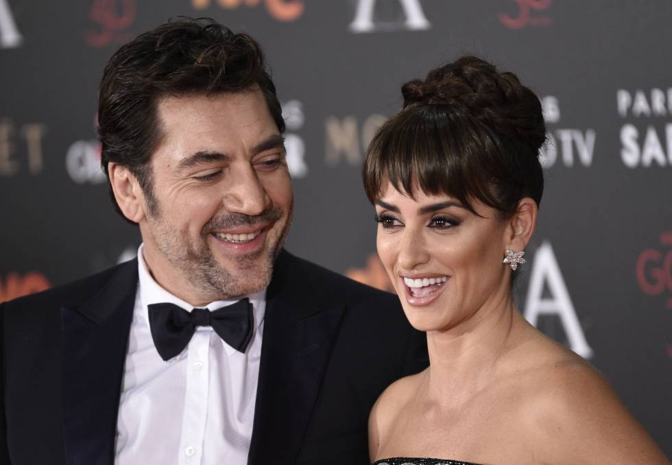 Bardem y Penélope Cruz nominados al Goya