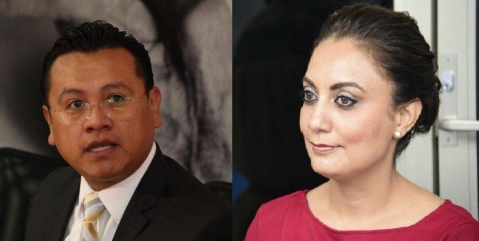 Torres Piña y Julieta López buscarían el Senado por el PRD