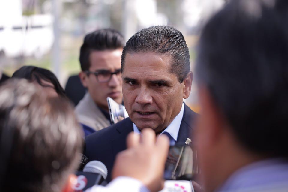 Silvano respalda la ley de seguridad interior