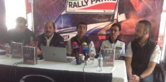 Anuncian sede del Rally Patrio 2017