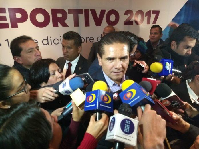 Silvano anuncia que entregará las becas deportivas