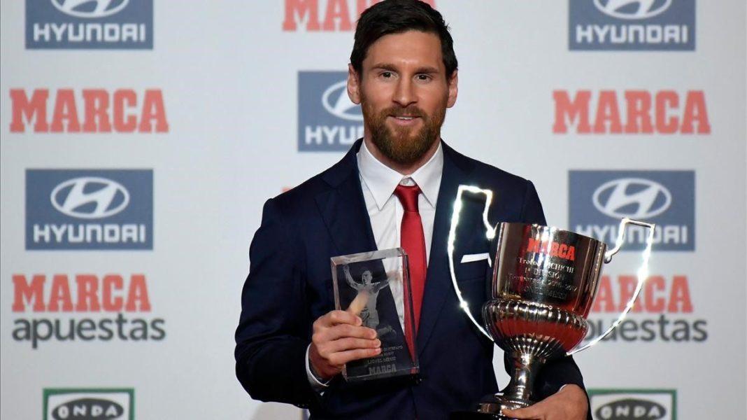 El mejor y goleador, fue Lionel Messi