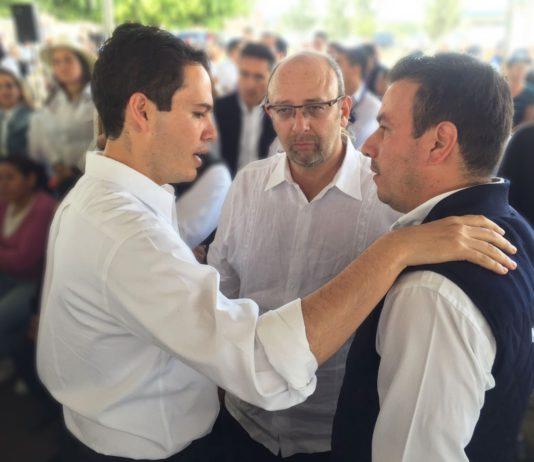 Alfredo Anaya Orozco entre los diputados que apoya a Michoacán