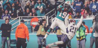 Miami Dolphins frenan a los New England Patriots