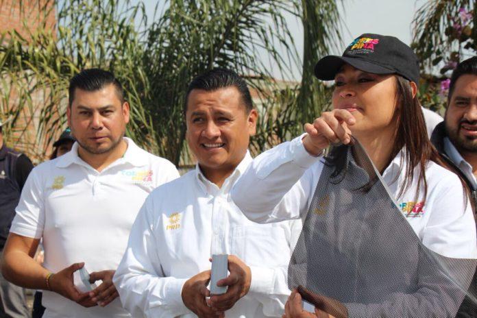 Torres Piña recorrerá 113 municipios de Michoacán; lleva 30