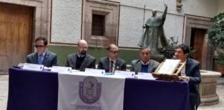 "Presentan ""La catedral perdida de don Vasco"""