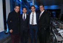 Asiste Anaya Orozco a entrega de reconocimiento a empresarios