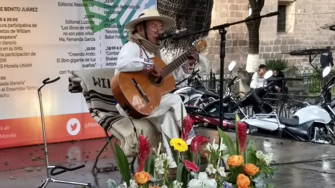 Arranca Festival Navideño de las letras