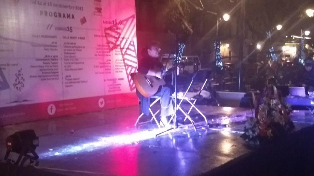 Música chilena engalana Festival de Letras