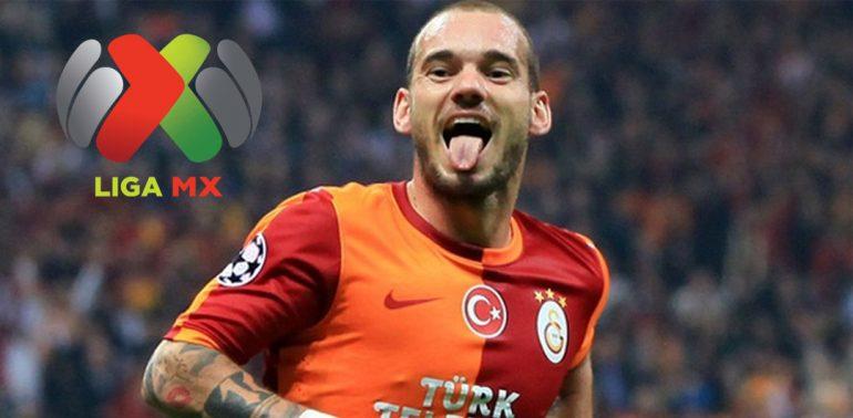 Wesley Sneijder Al Queretaro