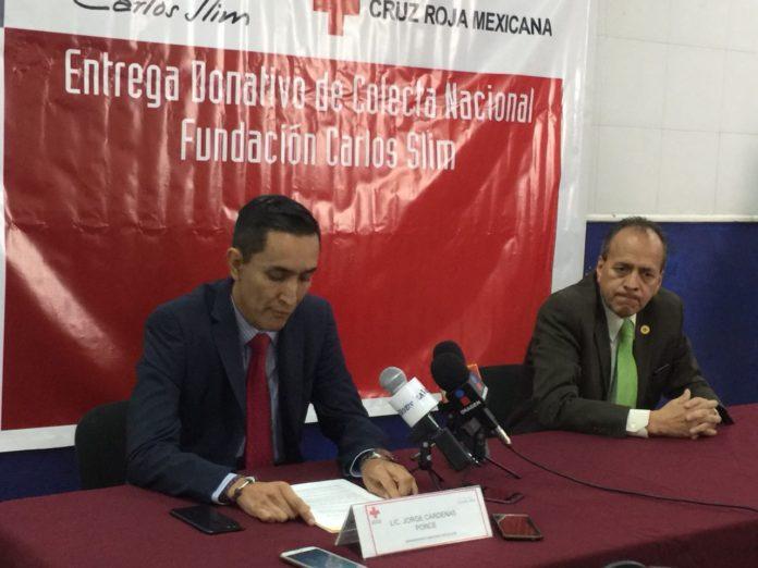 Fundación de Slima entrega computadores a Cruz Roja