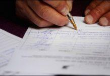 Concluye plazo para recolección de firmas de independientes