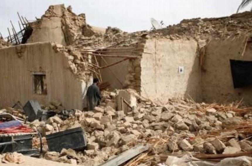 Dos fuertes terremotos casi simultáneos de magnitud 6,0 y 5,0 sacuden Irán