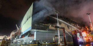 Incendio en centro comercial de Filipinas deja al menos 30 muertos